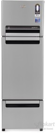 Whirlpool FP 283D Royal Protton 260 Litre Triple Door Refrigerator (Alpha Steel)