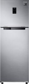 Samsung RT37M5538S8/TL 345L Double Door Refrigerator (Elegant Inox)