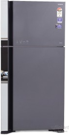 Hitachi BIG2 R-VG610PND3 601 Litres 4S Double Door Refrigerator