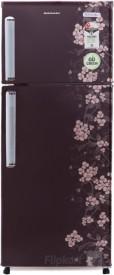 Kelvinator KP202PHR 190 L 2S Double Door Refrigerator (Gulmohar)