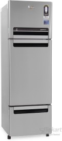 Whirlpool FP 343D PROTTON Royal (Alpha Steel) 330 Litres Triple Door Refrigerator