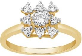 VelvetCase 0.49 ct Diamond Ring in 18k gold Gold Ring