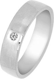 VelvetCase 950 Platinum Casual Rings in 7.55 gms Platinum Ring