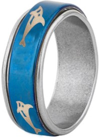 Rich & Famous Elegant Dolphin Fashion Alloy Ring