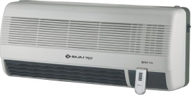 Bajaj Majesty RPX7 PTC 2000W Wall Mount Fan Room Heater