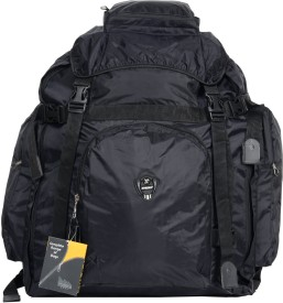 SOBERS FASHIONABLE Rucksack - 50 L(Black)
