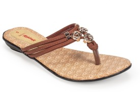 Rajdoot Women Brown Wedges