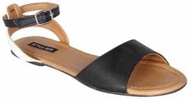 Style Her Women Black Flats