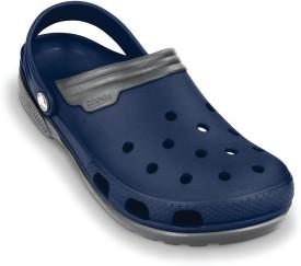 Crocs Men Navy/Smoke Sandals