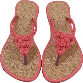 Fashionitz Women Pink Flats
