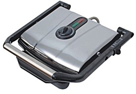 Skyline VI-999SS 4 Slice Sandwich Maker