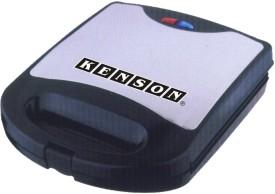 Kenson KSM-0008 2 Slice Sandwich Maker
