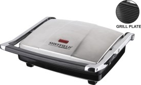 Sheffield Classic SH-6006 4 slice Grill Sandwich Toaster