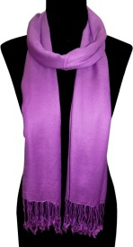 BOLLYWOOD ACCESSORY Solid Viscose twill Women's Scarf