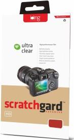 Scratchgard Ultra Clear Screen Protector..