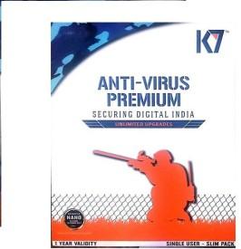 K7 Antivirus Premium 2017 1 PC 1 Year Antivir..