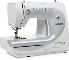 Bernette Moscow 5 Electric Sewing Machine