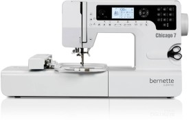Bernette Chicago 7 Computerised Sewing And Embroidery Machine