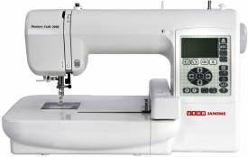 Usha Janome Memory Craft 200E Sewing Machine