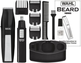 Wahl 5537-1801 Cordless Battery Operated Trimmer