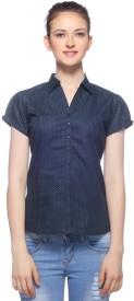 Fasnoya Women's Printed Casual Shirt