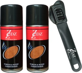 Zedz Nubuck & Suede Conditioner (150ml) Nubuck, Suede Shoe Renovator(Natural)