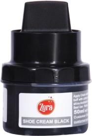 Zora Shoe Cream - BLACK Leather Shoe Cream(Black)