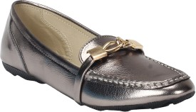 Trotters Loafers(Grey)