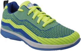 Vostro OMNI Running Shoes(Blue, Green)