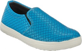 Zachho Latest Fashion Loafers(Blue)