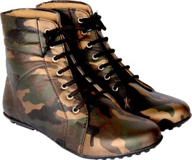 Sam Stefy Boots(Multicolor)