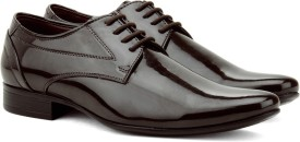 Bata PETER Lace Up shoes(Brown)