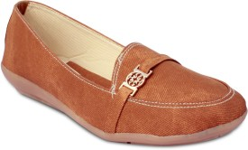Indilego Loafers(Tan)