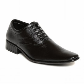 Zapatoz Lace Up(Black)