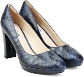 Clarks Kendra Sienna Dark Blue Slip on