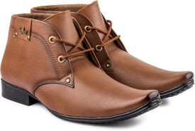 RockSoft Lace Up(Tan)
