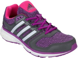 Adidas Running Shoes(Purple)