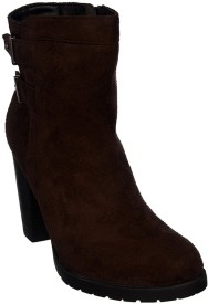 Bruno Manetti BM-JD-156 Boots(Brown)
