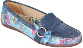 T T S Loafers(Blue)