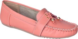 Shoe Cloud Loafers(Orange)