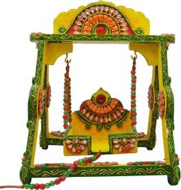 RajLaxmi Wooden Home Temple