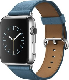 Apple Watch Stainless Steel Case with Marine...