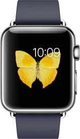 Apple Watch Stainless Steel Case with Modern...