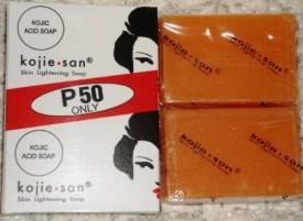 Kojie San Skin Lightening Kojic Acid Soap 2 Bars