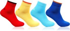 Bonjour Men's Ankle Length Socks