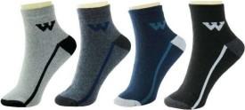 A R Sales Men's Ankle Length Socks