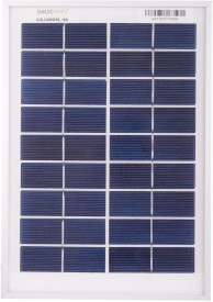 Goldi Green 5 Watt Solar Panel