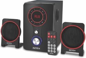 Intex IT-211 TUFB 2.1 Multimedia Speakers
