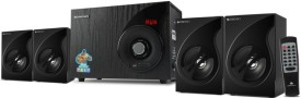 Zebronics ZEB-SW3494RUCF 4.1 Channel Home Audio Speaker