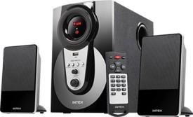 Intex IT-2490 FMU Multimedia Speakers